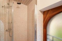 Prysznic gospodarstwo domowe łazienka obraz royalty free