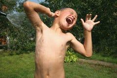 prysznic lato zdjęcia stock