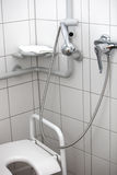 prysznic niepełnosprawna toaleta fotografia stock