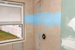 Prysznic odświeżanie - Wodny Proofing obrazy stock