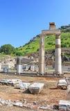 The Prytaneion at Ephesus, Turkey Stock Photos