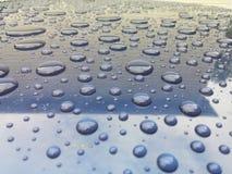 Prytt med pärlor vatten royaltyfria foton