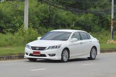 Prywatnego samochodu Honda porozumienie 2016 obrazy stock