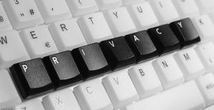 prywatność obrazy stock