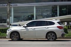 Prywatny Samochód BMW X1 Zdjęcie Stock