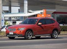 Prywatny Samochód BMW X1 Obrazy Royalty Free