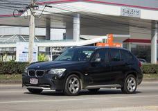Prywatny Samochód BMW X1 Zdjęcia Stock