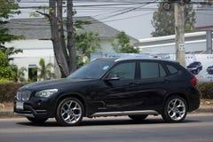 Prywatny Samochód BMW X1 Zdjęcie Royalty Free
