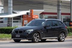 Prywatny Samochód BMW X1 Zdjęcia Royalty Free