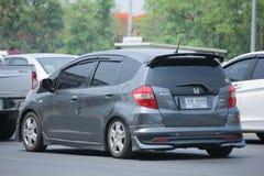 Prywatny samochód, Honda Jazz Zdjęcia Royalty Free