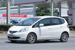 Prywatny samochód, Honda Jazz Obraz Royalty Free