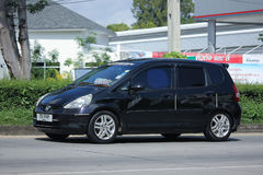 Prywatny samochód, Honda Jazz Fotografia Royalty Free