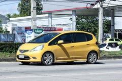 Prywatny samochód, Honda Jazz Zdjęcie Royalty Free