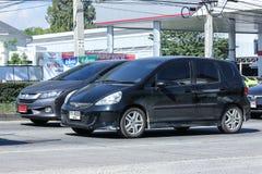 Prywatny samochód, Honda Jazz Obraz Stock