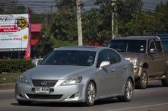 Prywatny samochód, Lexus JEST 250 Fotografia Stock