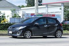 Prywatny samochód, Mazda 2 Zdjęcie Royalty Free