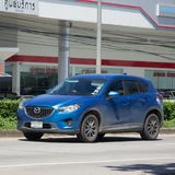 Prywatny samochód, Mazda CX-5, cx5 Fotografia Royalty Free