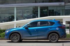 Prywatny samochód, Mazda CX-5, cx5 Zdjęcia Stock