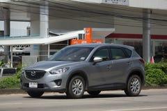 Prywatny samochód, Mazda CX-5, cx5 Zdjęcie Royalty Free