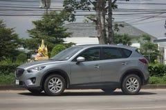 Prywatny samochód, Mazda CX-5, cx5 Fotografia Stock