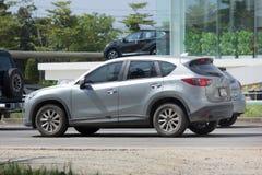 Prywatny samochód, Mazda CX-5, cx5 Obraz Royalty Free
