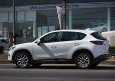 Prywatny samochód, Mazda CX-5, cx5 Zdjęcia Royalty Free