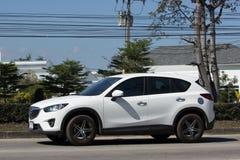 Prywatny samochód, Mazda CX-5, cx5 Obrazy Stock