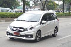 Prywatny samochód Nowy Honda BR-V Obraz Stock