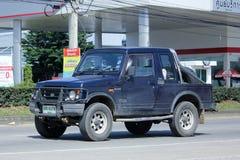 Prywatny samochód, Suzuki Caribian Obrazy Royalty Free