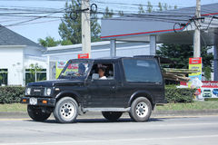 Prywatny samochód, Suzuki Caribian Zdjęcia Stock