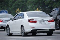 Prywatny samochód, Toyota Camry Obraz Stock