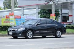Prywatny samochód Toyota Camry Zdjęcia Stock