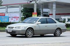 Prywatny samochód Toyota Camry Zdjęcie Stock