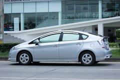 Prywatny samochód, Toyota Prius Zdjęcia Stock