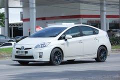 Prywatny samochód, Toyota Prius Zdjęcie Royalty Free