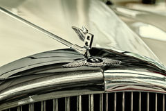 Przód 1963 Bentley 2-Axle Sztywno ciało Obraz Stock