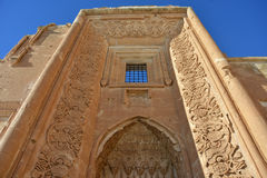Przód Ishak Pasha pałac Obraz Royalty Free