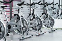 Przędzalniani rowery Obrazy Royalty Free