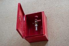 Przełącznikowy pudełko Obraz Royalty Free