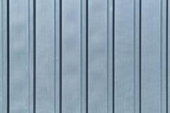 Prześcieradło żebrujący galwanizujący metal dla budynek struktur Fotografia Royalty Free