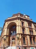 Prześwietny poprzedni urząd pocztowy Berliński Niemcy Obrazy Royalty Free
