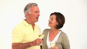 Przechodzić na emeryturę pary odświętność zdjęcie wideo