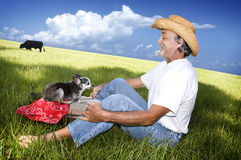 przechodzić na emeryturę Fotografia Stock