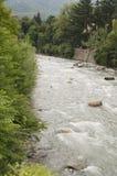 przechodzień rzeka Obraz Stock
