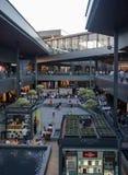 Przechuje z dachów ogródami w Antea styl życia Centre w Queretaro zdjęcia royalty free