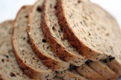 przecięcie chleb obraz royalty free