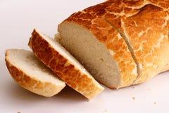 przecięcie chleb Obrazy Royalty Free