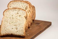 przecięcie chleb zdjęcia stock