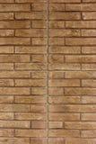 przecinająca ściana Obraz Stock