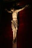 przecinający Jesus Fotografia Royalty Free